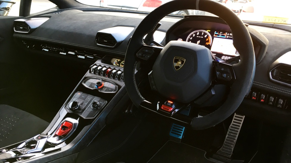Lamborghini Huracan Performante Spyder LP 640-4 LDF image 7