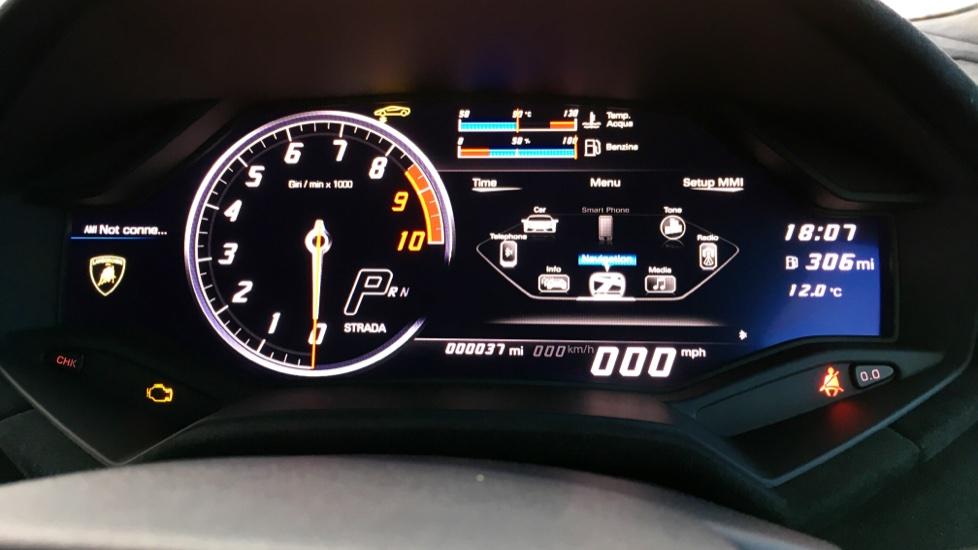 Lamborghini Huracan Performante Spyder LP 640-4 LDF image 9