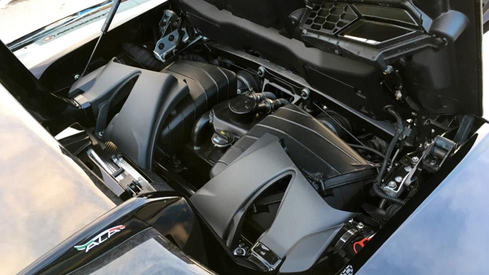 Lamborghini Huracan Performante Spyder LP 640-4 LDF image 18