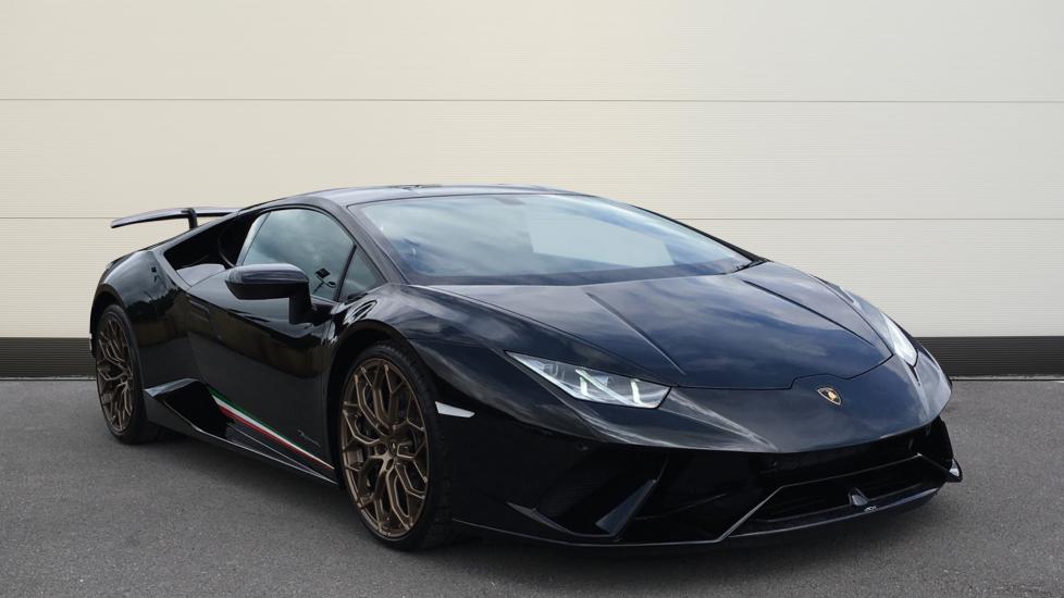 Lamborghini Huracan LP 640-4 Performante 2dr LDF 5.2 Automatic Coupe (2019)
