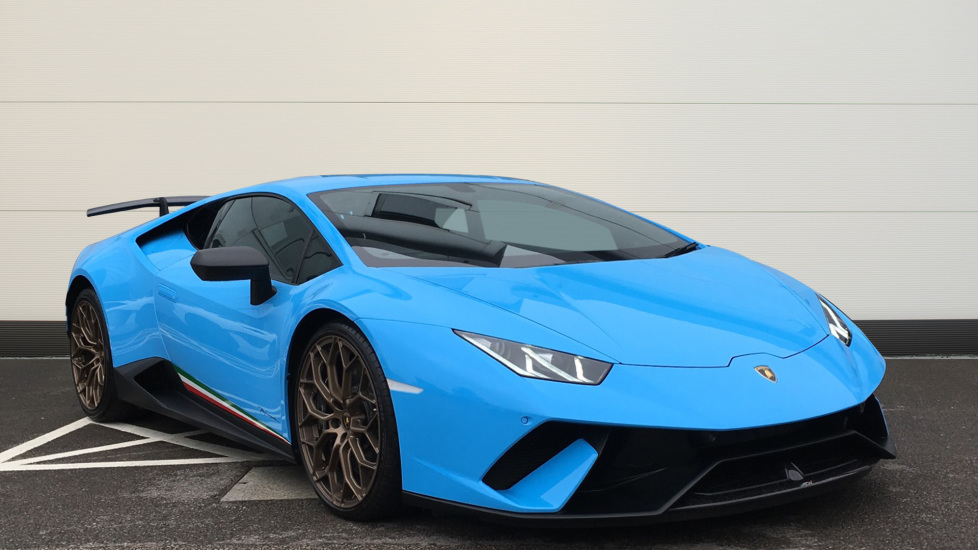 Lamborghini Huracan LP 640-4 Performante 2dr LDF 5.2 Automatic Coupe (2019) at Lamborghini Tunbridge Wells thumbnail image