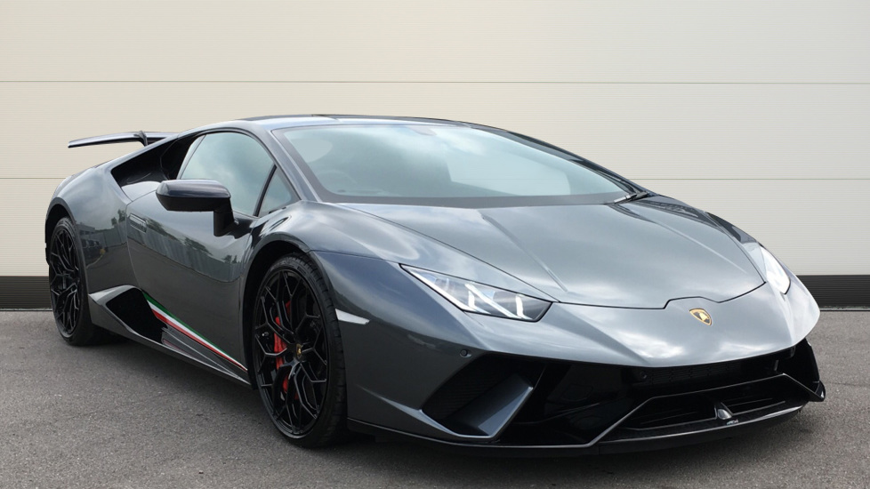 Lamborghini Huracan LP 640-4 Performante 2dr LDF 5.2 Automatic Coupe (2019)