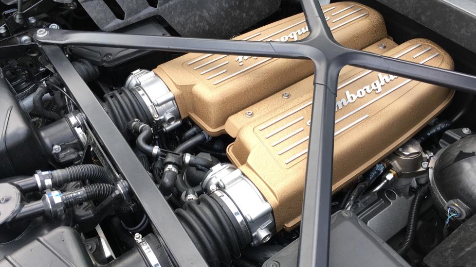 Lamborghini Huracan Performante LP 640-4 LDF image 11