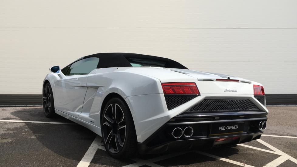 Lamborghini Gallardo LP 560-4 2dr E Gear image 2