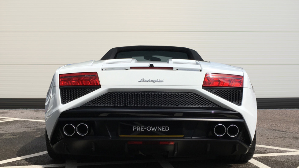 Lamborghini Gallardo LP 560-4 2dr E Gear image 6