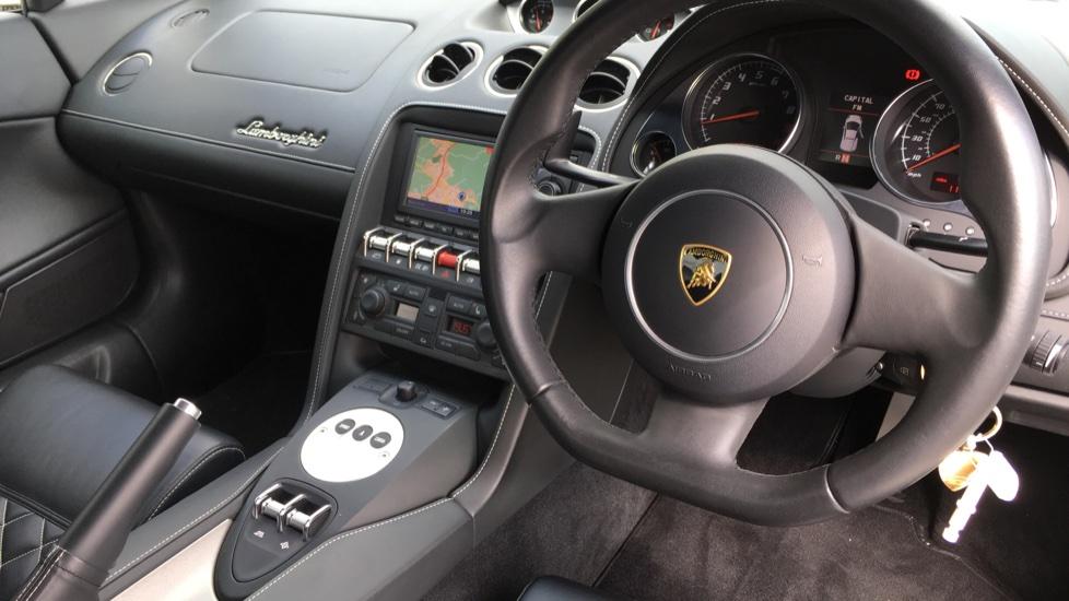 Lamborghini Gallardo LP 560-4 2dr E Gear image 9