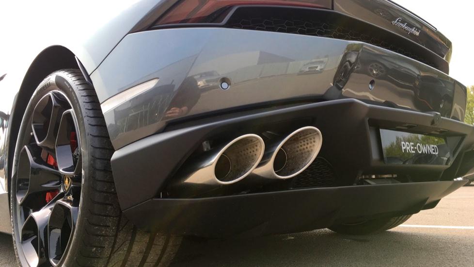 Lamborghini Huracan LP610-4 Spyder image 13