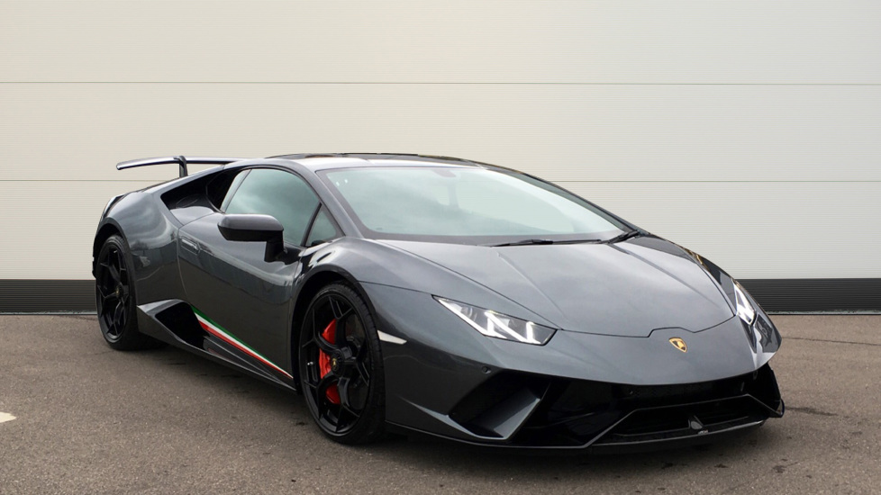Lamborghini Huracan Performante LP 640-4 2dr LDF 5.2 Automatic Coupe (2018)