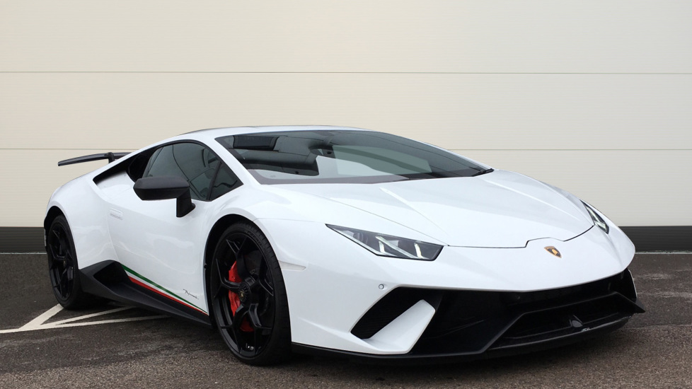 Lamborghini Huracan Performante LP 640-4 Performante 2dr LDF 5.2 Automatic Coupe (2019) image