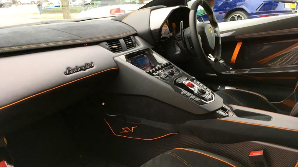Lamborghini Aventador SV LP 750-4 2dr ISR image 4