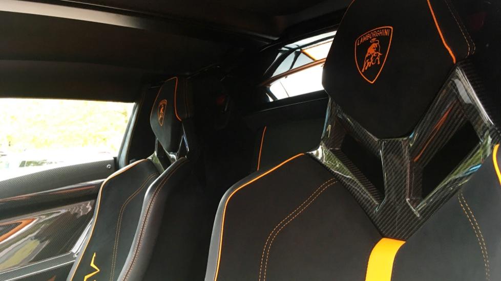 Lamborghini Aventador SV LP 750-4 2dr ISR image 5