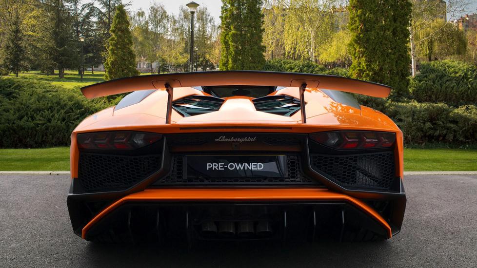 Lamborghini Aventador SV LP 750-4 2dr ISR image 8