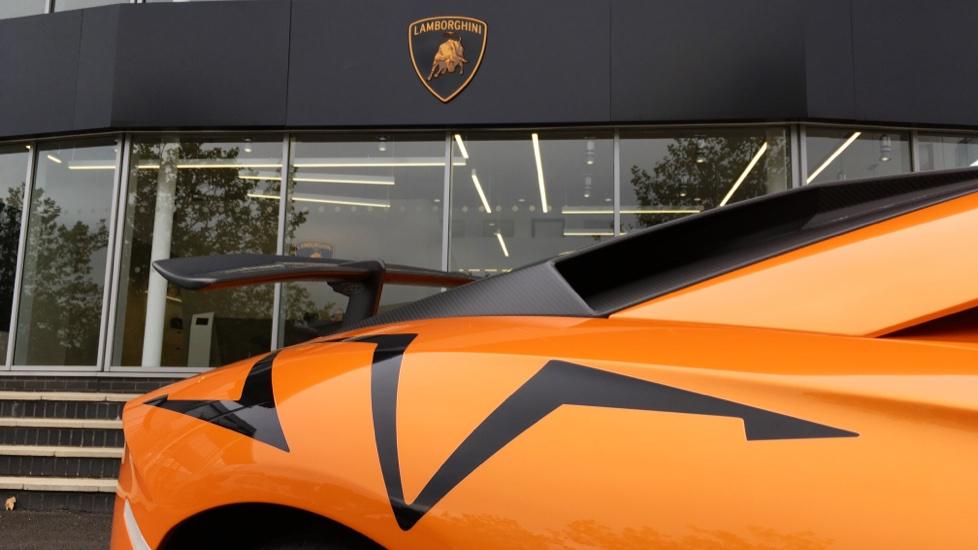Lamborghini Aventador SV LP 750-4 2dr ISR image 15