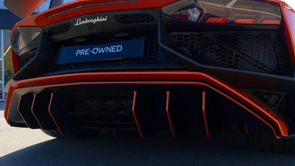 Lamborghini Aventador SV LP 750-4 2dr ISR image 14