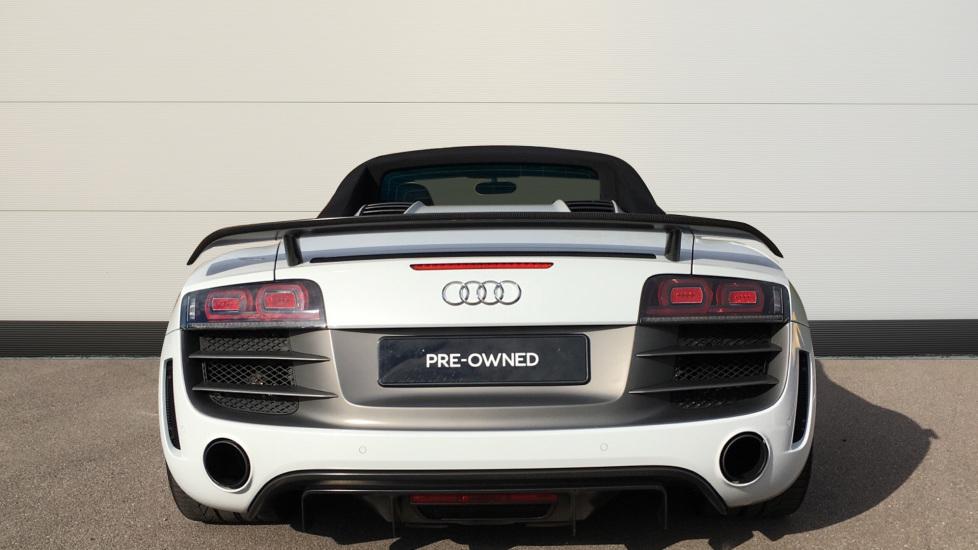 Audi R8 5.2 FSI Quattro GT 2dr R Tronic image 6