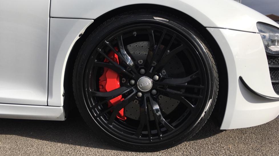 Audi R8 5.2 FSI Quattro GT 2dr R Tronic image 8