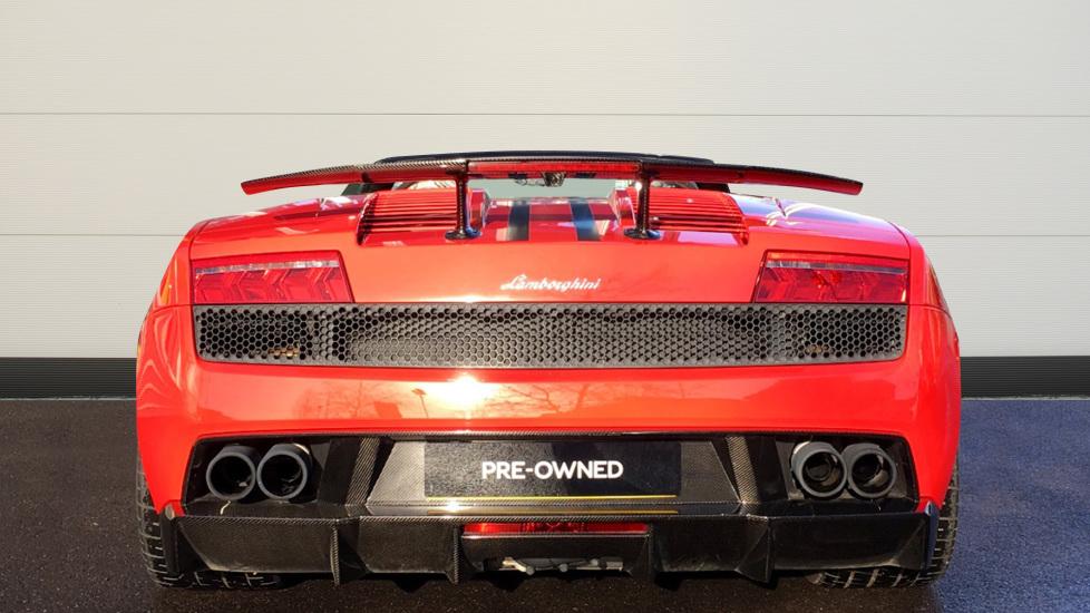 Lamborghini Gallardo Performante Spyder Edizione Tecnica 2dr image 6