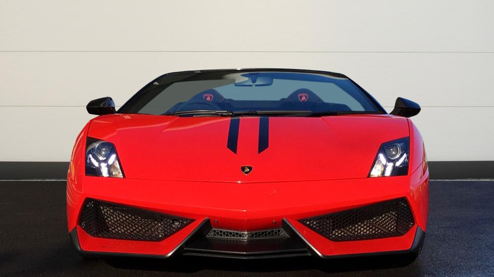 Lamborghini Gallardo Performante Spyder Edizione Tecnica 2dr image 7