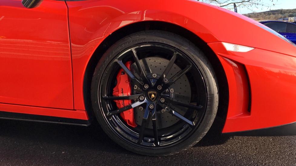 Lamborghini Gallardo Performante Spyder Edizione Tecnica 2dr image 8