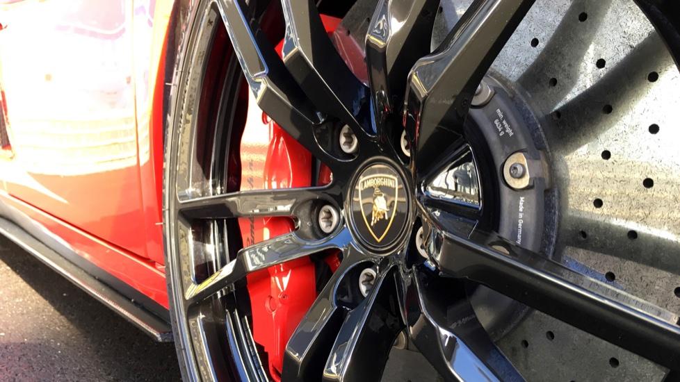 Lamborghini Gallardo Performante Spyder Edizione Tecnica 2dr image 10