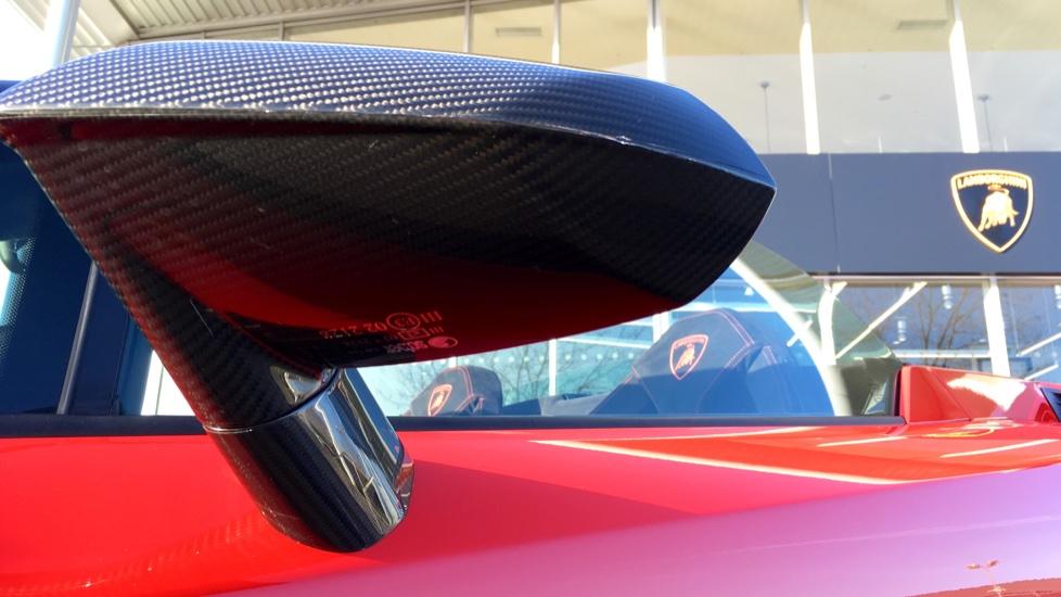 Lamborghini Gallardo Performante Spyder Edizione Tecnica 2dr image 13