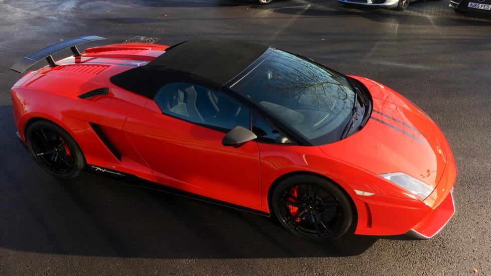 Lamborghini Gallardo Performante Spyder Edizione Tecnica 2dr image 30
