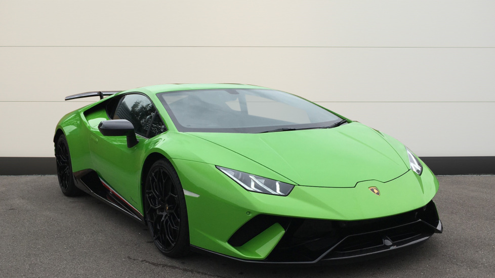 Lamborghini Huracan Performante LP-640-4 5.2 Automatic 2 door Coupe (2019)