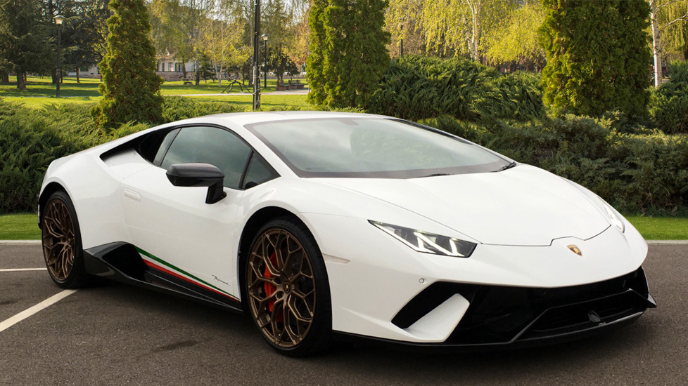 Lamborghini Huracan AWD Coupe LP 640-4 Performante 2dr LDF 5.2 Automatic Coupe (2018) image