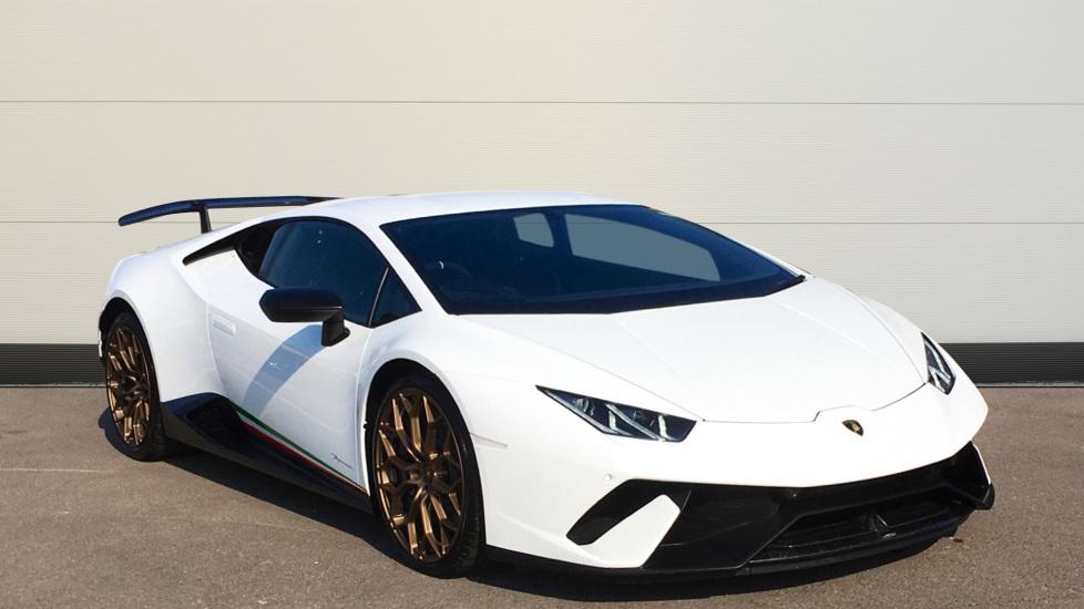 Lamborghini Huracan LP 640-4 Performante 2dr LDF 5.2 Automatic Coupe (2018) image
