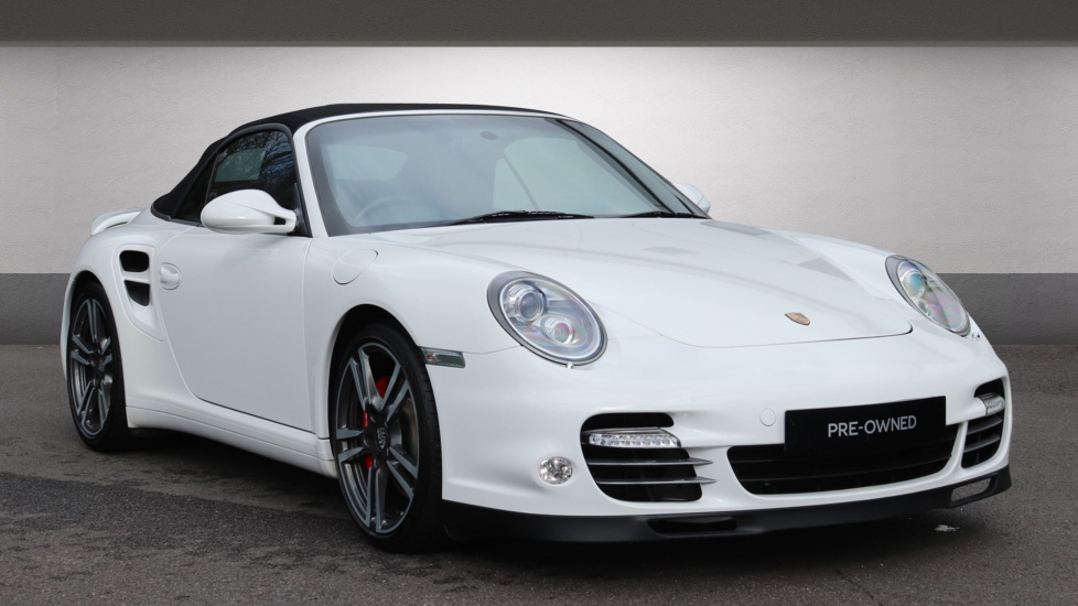 Porsche 911 Turbo 3.8 Automatic 2 door Hatchback (2011) image