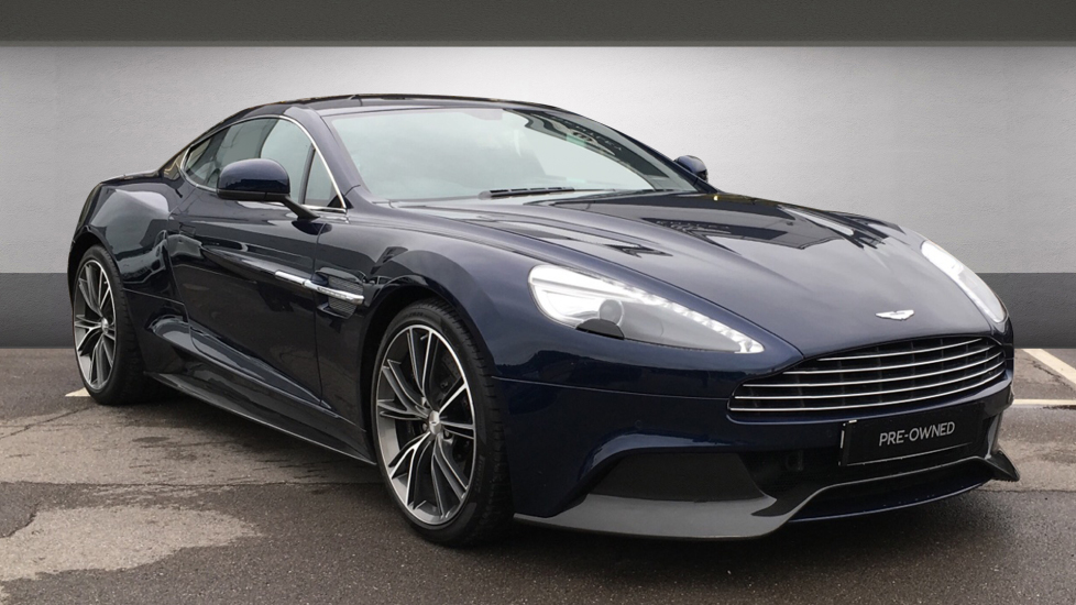 Aston Martin Vanquish V12 2+2 2dr Touchtronic 5.9 Automatic Coupe (2012)
