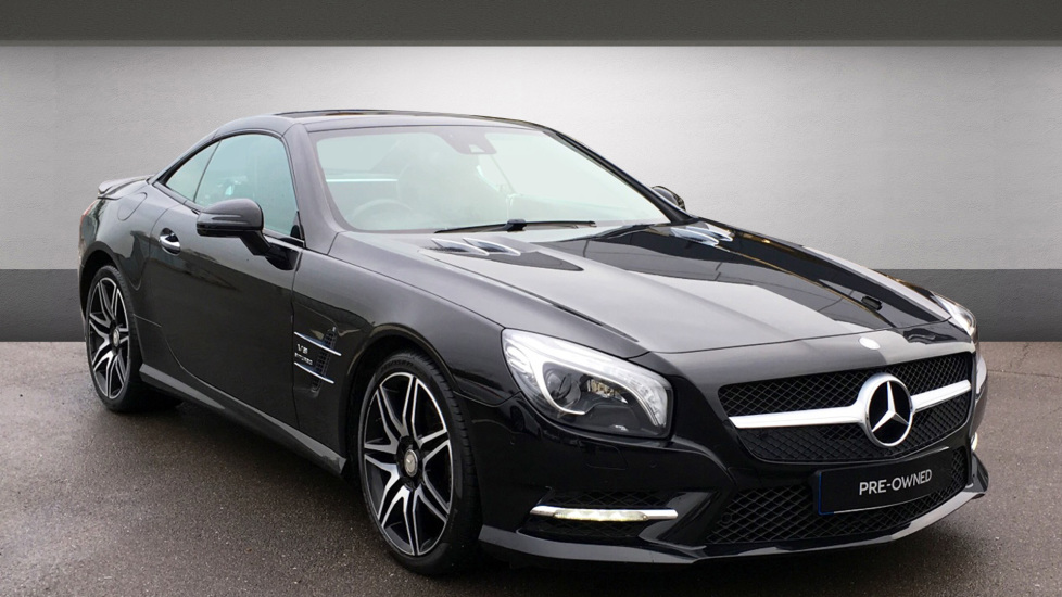 Mercedes-Benz SL 500 [455] AMG Sport 2dr 4.7 Automatic Convertible (2015) available from Bolton Motor Park Abarth, Fiat and Mazda thumbnail image
