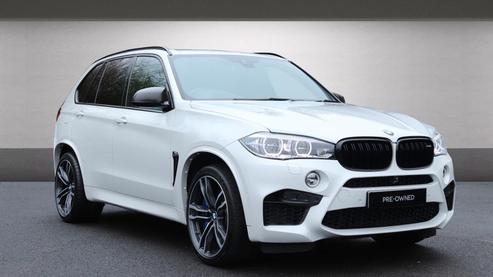 BMW X5 xDrive X5 M 5dr 4.4 Automatic Estate (2017)