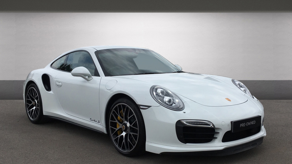 Porsche 911 Turbo S 2dr PDK 3.8 Automatic Coupe (2014) at Bentley Chelmsford thumbnail image