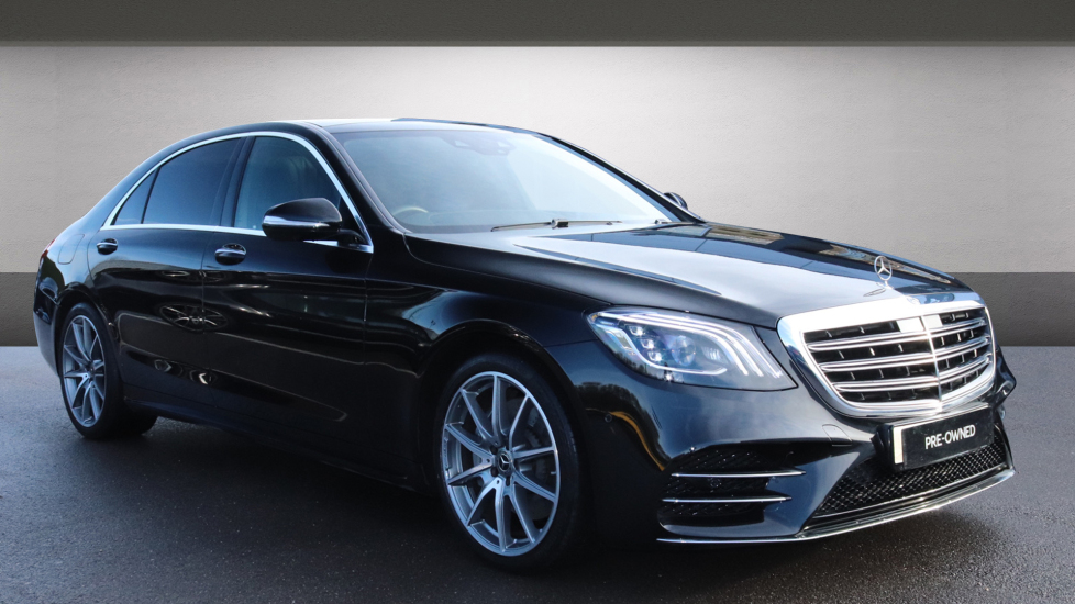 Mercedes-Benz S-Class S350d L AMG Line Executive/Premium 9G-Tronic 2.9 Diesel Automatic 4 door Saloon (2019)