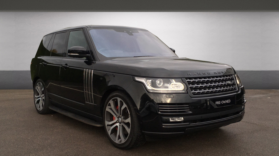 Land Rover Range Rover 5.0 V8 S/C SVAutobiography Dynamic 4dr Automatic 5 door Estate (2016)