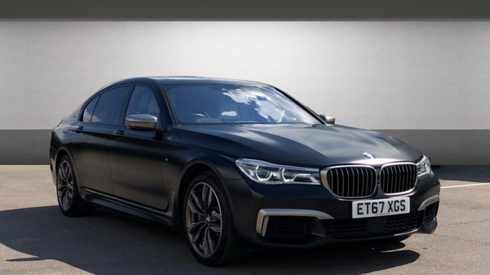 BMW 7 Series M760Li xDrive V12 image 1