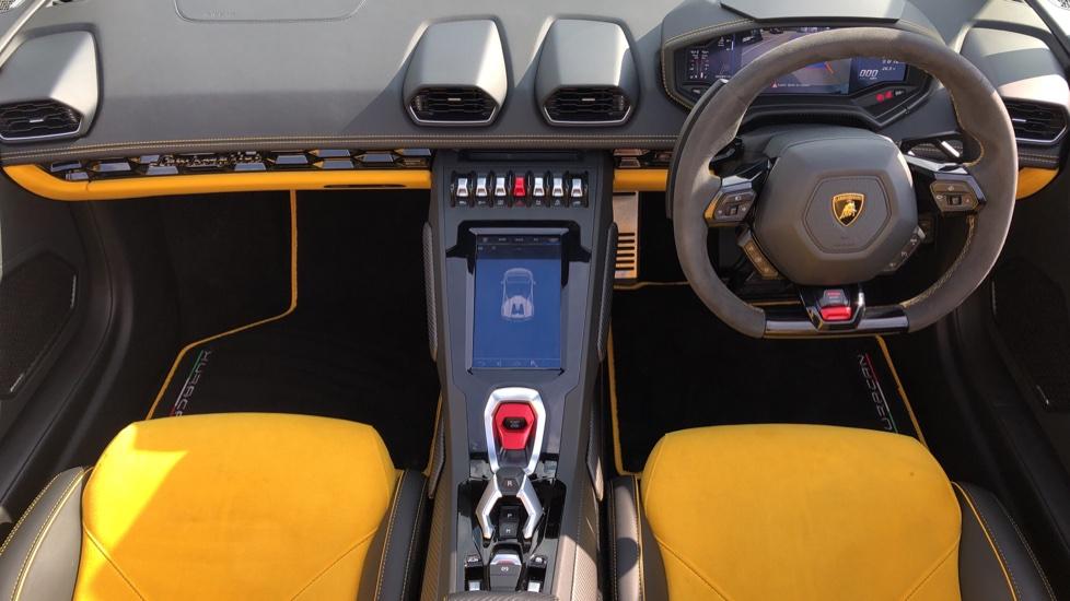 Lamborghini Huracan EVO Spyder LP 640-4 image 9