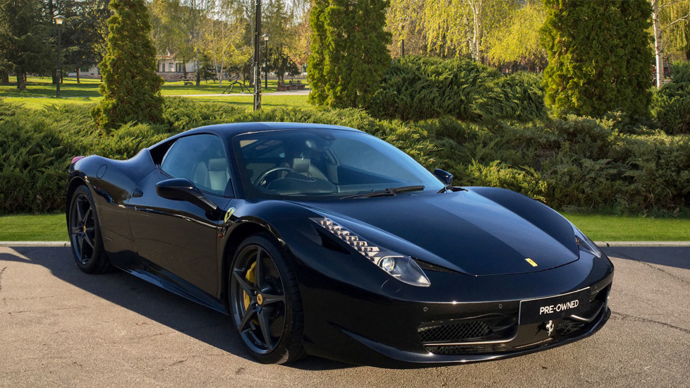 Ferrari 458 Italia 2dr 4.5 Automatic Coupe (2012)
