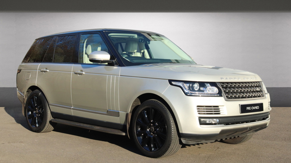 Land Rover Range Rover 3.0 TDV6 Vogue 4dr Diesel Automatic 5 door Estate (2013)