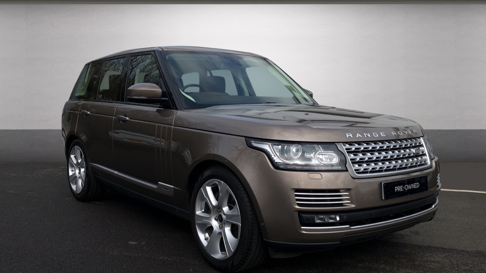 Land Rover Range Rover 3.0 SDV6 HEV Autobiography 4dr Petrol/Electric Automatic 5 door Estate (2015)