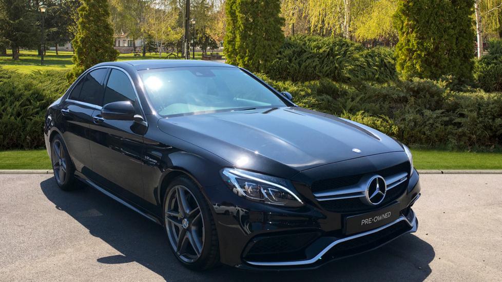 Mercedes-Benz C-Class C63 Premium 4.0 Automatic 4 door Saloon (2016) image