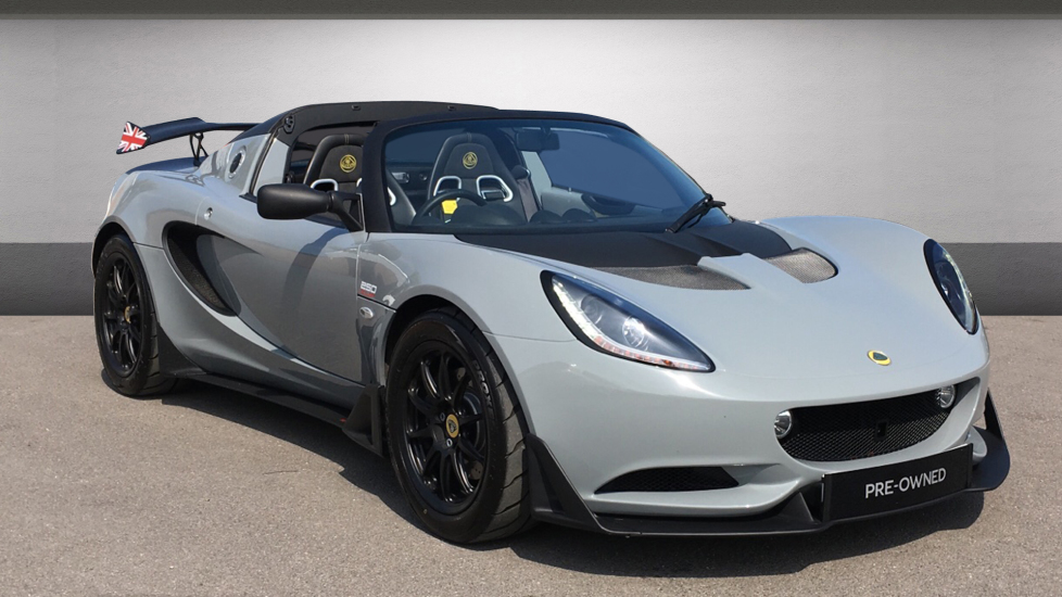 Lotus Elise 1.8 Cup 250 2dr Convertible (2017)
