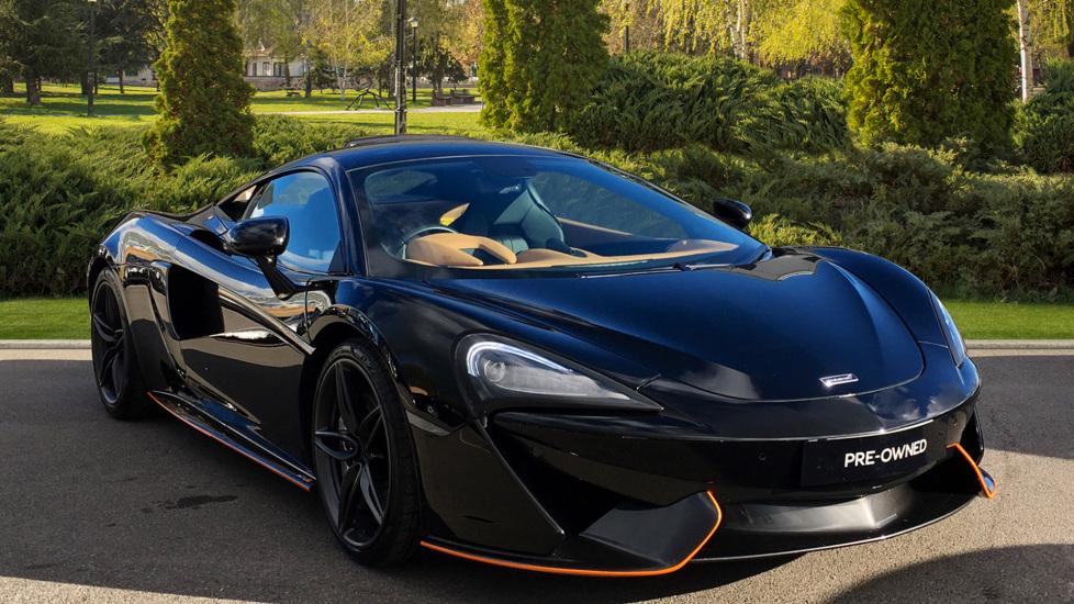 McLaren 570S Coupe  3.8 2 door (2015)