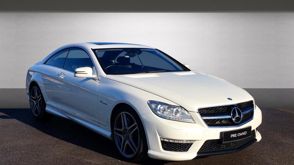 Mercedes-Benz CL-Class CL 63 Bi-Turbo 2dr 5.5 Automatic Coupe (2013)