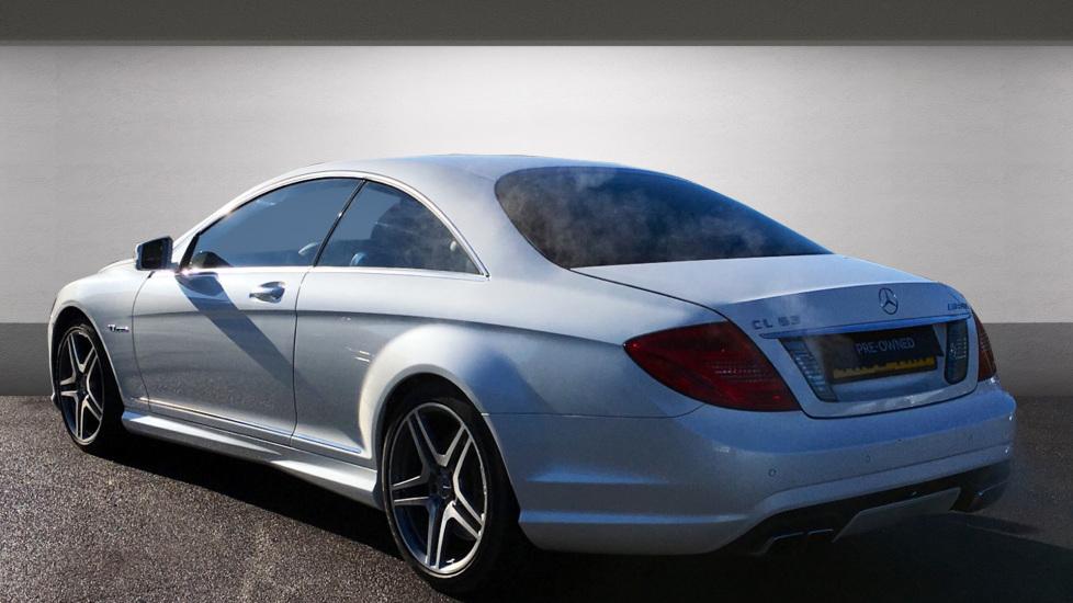 Mercedes-Benz CL-Class CL 63 Bi-Turbo 2dr image 2