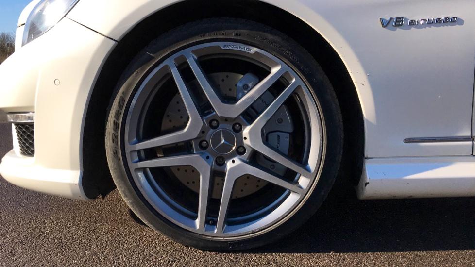 Mercedes-Benz CL-Class CL 63 Bi-Turbo 2dr image 8