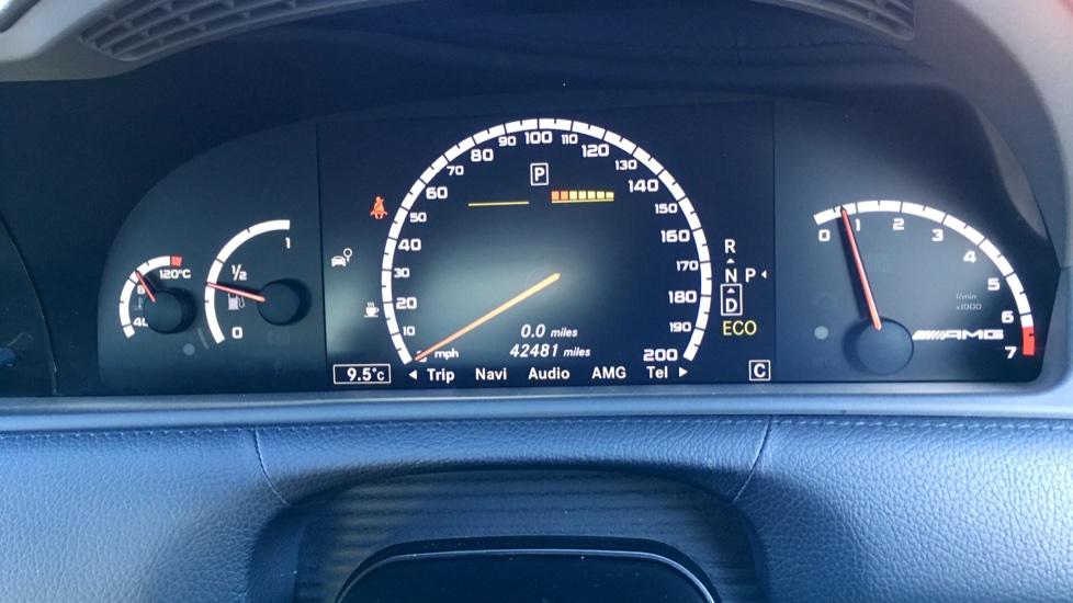 Mercedes-Benz CL-Class CL 63 Bi-Turbo 2dr image 15