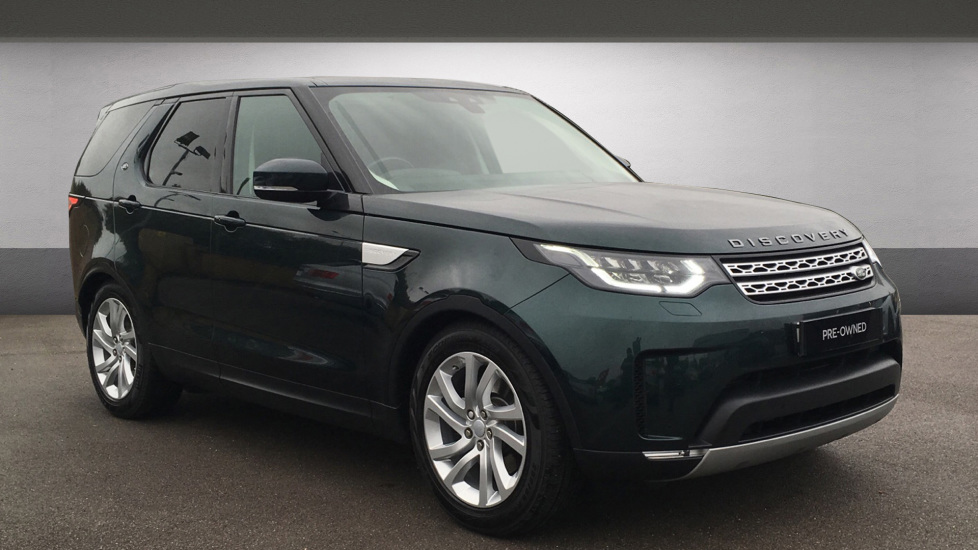 Land Rover Discovery 3.0 TD6 HSE Diesel Automatic 5 door 4x4 (2017) image
