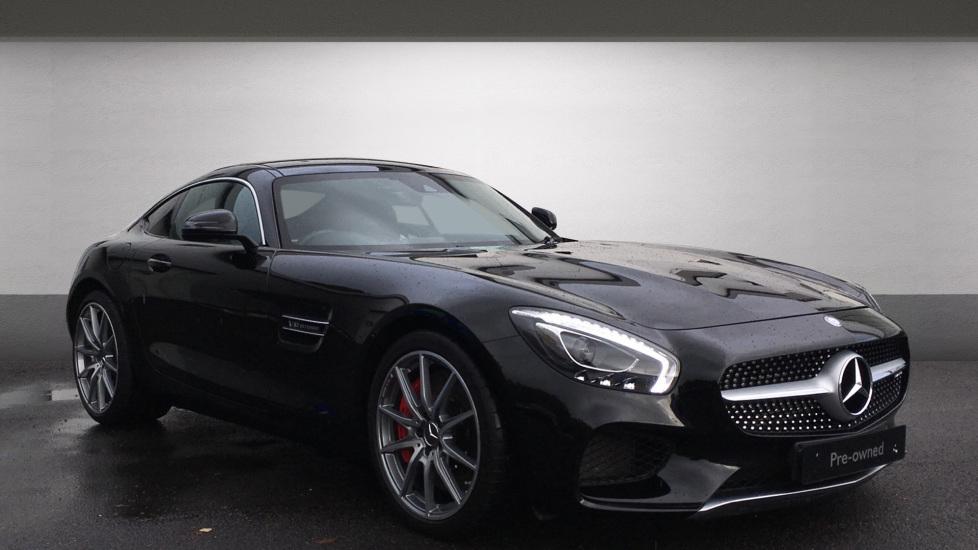 Mercedes-Benz AMG GT S 2dr 4.0 Automatic Coupe (2015)